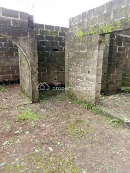 Duplex Front Attached with 2 Blocks of 3 Bedroom Flats Behind, 15 Maria Ajibolade Street, Olowo Orudu, Agbado, Ifo, Ogun, Mixed-use Land for Sale