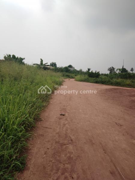 Full Plot of Land with Genuine Document, Eru-owa Town, Ogijo, Ogijo, Ogun, Mixed-use Land for Sale