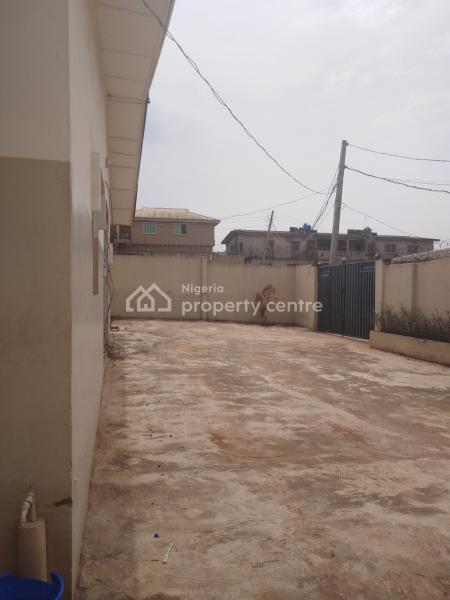 Completed Building with 3 Units of 2 Bedroom Flats, Fenced with Gate with C of O, Apeka, Ikorodu, Lagos, Block of Flats for Sale