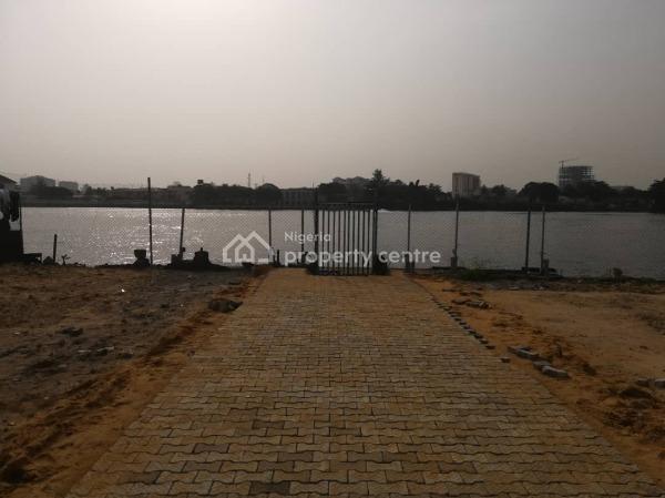 Waterfront Land with Boat Jetty Measuring 500sqm, Lekki Phase 1, Lekki, Lagos, Mixed-use Land for Rent