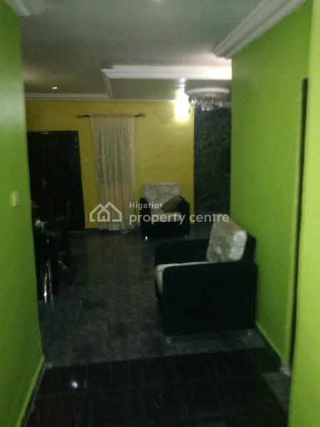 a Clean and Very Nice 3 Bedroom Apartment with Bq in a Gated Compound, Grace Close, Off Oluwalogbon Street Ikosi Ketu, Ikosi, Ketu, Lagos, Detached Bungalow for Sale