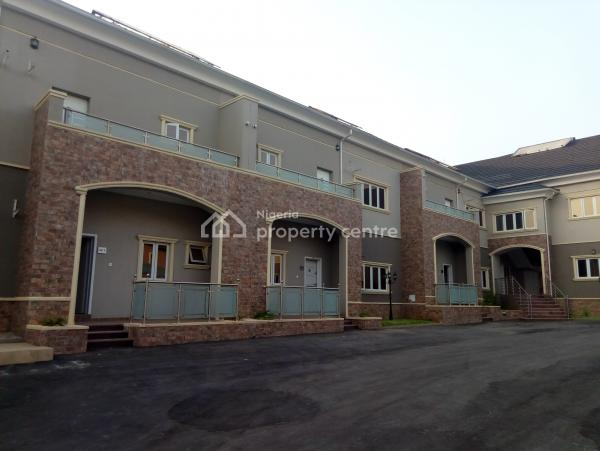 Serviced 4 Bedroom Terraced Duplex With Generator, Swimming Pools, And Gym