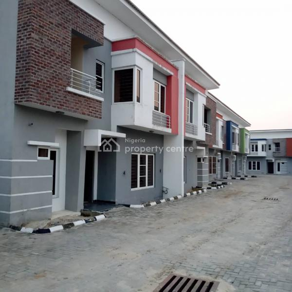 Brand New Mini Estate -4 Bedroom Duplexes, Near Lekki Gardens Phase 2, Abraham Adesanya Estate, Ajah, Lagos, Terraced Duplex for Sale