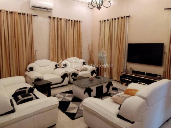 Fully Furnished Three Bedroom Bungalow with Bq, Thomas Estate, Ajah, Lagos, Detached Bungalow for Sale