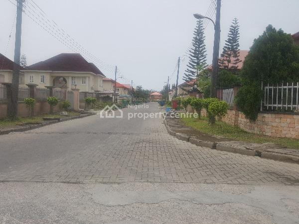 5 Bedroom with a 2bedroom  Bq Behind, Just By Novare Mall Shoprite, Crown Estate, Ajah, Lagos, Detached Duplex for Rent