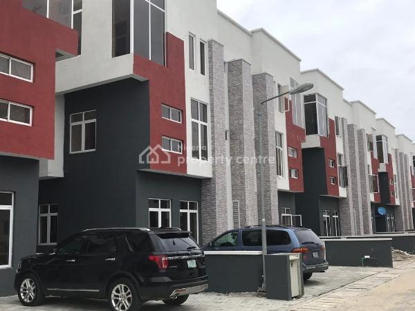 Luxury 4 Bedroom Semi Detached House, Vintage Park Estate 2, Jakande, Lekki, Lagos, Semi-detached Duplex for Sale