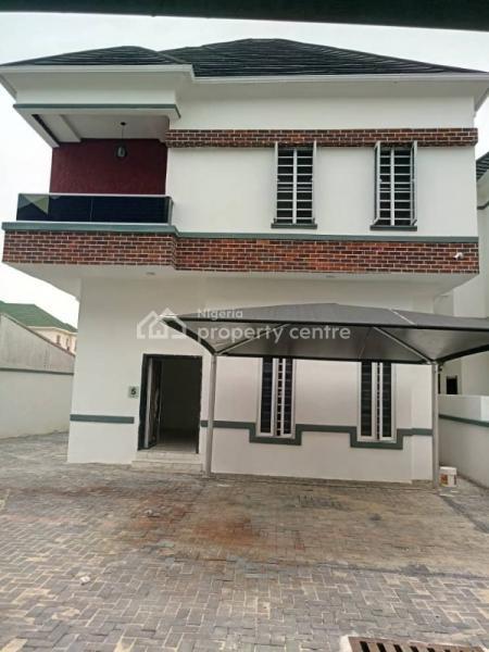Tastefully Finished 4 Bedroom Semi Detached Duplex with Bq, Igbo Efon, Lekki, Lagos, Semi-detached Duplex for Sale