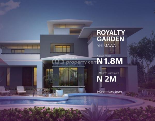 Land, Around Redeem Church, Simawa, Ogun, Residential Land for Sale