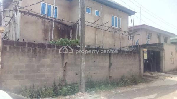 Brand New Block of 4 Flats, Fesso Estate, Ojota, Lagos, Block of Flats for Sale