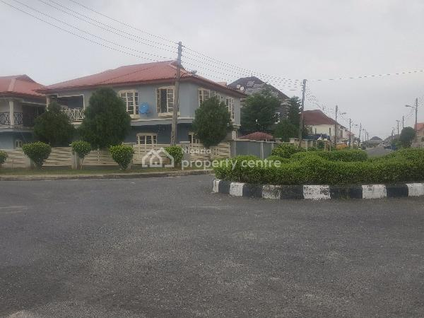 Stunning Newly Built Duplex with Elegant Architecture and Finished with Impeccable Taste, By Novare Mall Shoprite, Crown Estate, Ajah, Lagos, Detached Duplex for Sale