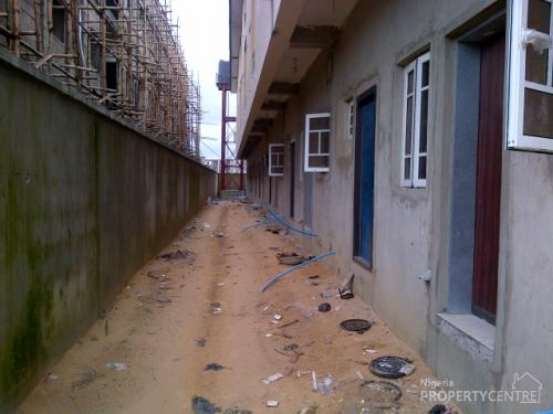 Brand new 3 bedroom terrace house with boys quarters for Terrace house boys