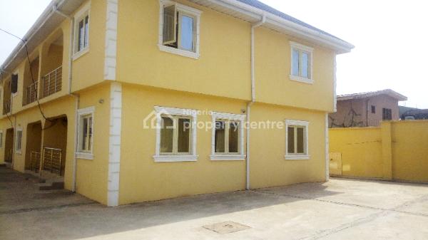 3 Bedroom Terrace Duplex Code Akr, Idanre Street, Ijapo Housing Estate, Akure, Ondo, House for Rent