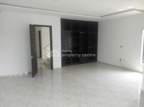 Luxury New and Superbly Finished 4 Bedroom Terrace  Duplex with Servants Quarters and Swimming Pool Well Located on a Tarred Road, Ikate Elegushi, Lekki, Lagos, Terraced Duplex for Sale