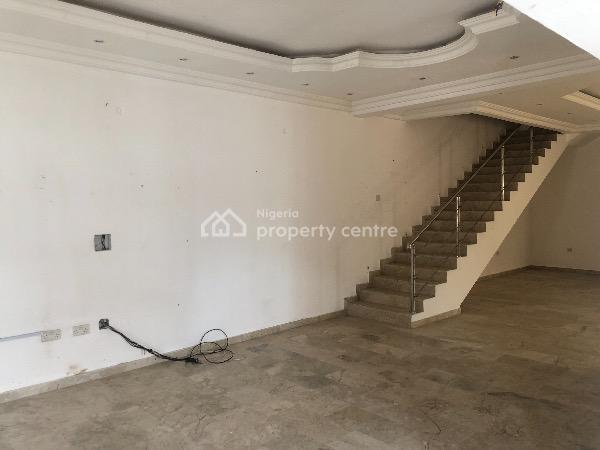 Well Maintain Spacious 4 Bedroom Duplex with a Room Bq, Bakary Estate, Agungi, Lekki, Lagos, Semi-detached Duplex for Rent