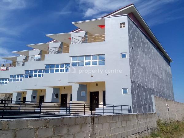 Luxury 5 Units of Two Story Building Duplex, Megamond Estate Via Lekki County Home, Ikota Villa Estate, Lekki, Lagos, Terraced Duplex for Sale
