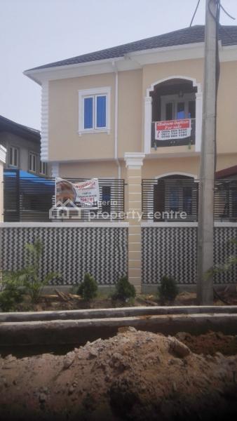 3 Bedroom Semi-detached Duplex, Ikota Villa, Ikota Villa Estate, Lekki, Lagos, Semi-detached Bungalow for Sale