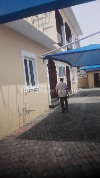 4 Bedroom Terrace, Ikota Villa Estate, Lekki, Lagos, Semi-detached Duplex for Sale