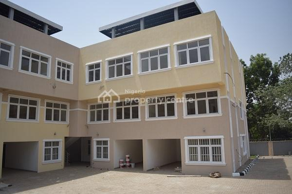 2 Units of 3 Bedroom and 2 Units of 4 Bedroom Terrace Apartments, Kotonkarfe Close, Off Oyo Street, Area 1, Garki, Abuja, Terraced Duplex for Sale