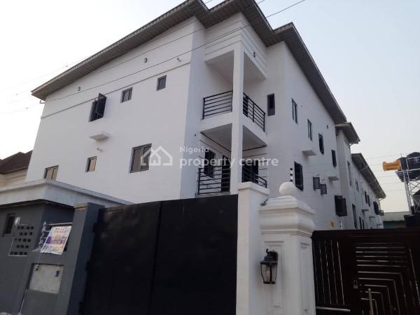 3 Bedroom Terraced, Agungi, Lekki, Lagos, Terraced Duplex for Rent