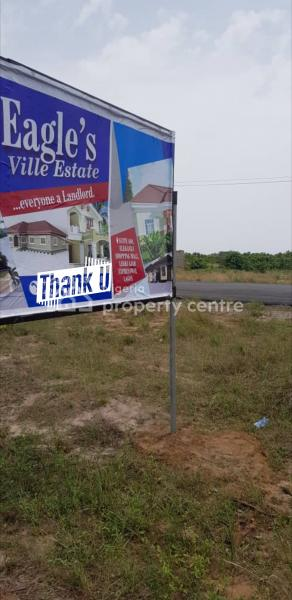 Gazeted Land Facing Express Some Minutes Drive Away From La Campagne Tropicana Beach in Ibeju Lekki Beach., By La Campagne Tropicana Beach in Ibeju Lekki, Lekki Free Trade Zone, Lekki, Lagos, Residential Land for Sale