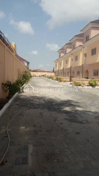 Newly Built 4 Bedroom Terraces, Lekki Phase 1, Lekki, Lagos, Terraced Duplex for Sale