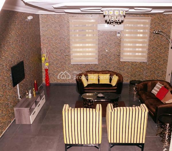 Luxury 3 Bedrooms, Ikota Villa Estate, Lekki, Lagos, House Short Let