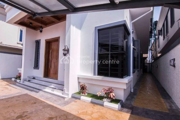 a 5 Bedroom Luxury Duplex and a Room Bq, Osapa, Lekki, Lagos, Detached Duplex for Sale