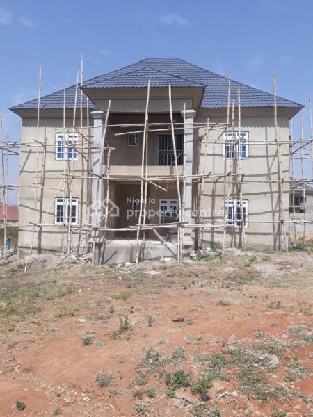 Very Spacious Four Bedroom Duplex, Cajaah Estate, Orozo, Abuja, Detached Duplex for Sale