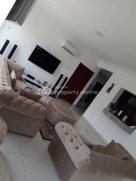 Luxury 3 Bedroom Penthouse  in a Fully Serviced Estate, Crownwell Court Estate, Chevron Drive, Chevy View Estate, Lekki, Lagos, Terraced Duplex Short Let