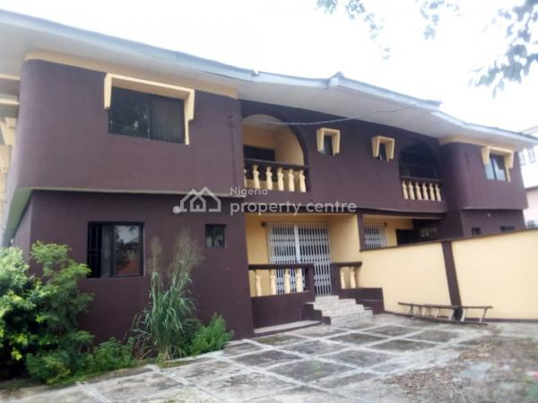 Spacious 2 Wings of 6 Bedroom Semi Detached Duplex with an Ample Parking Space, Omole Phase 1, Ikeja, Lagos, Office Space for Rent