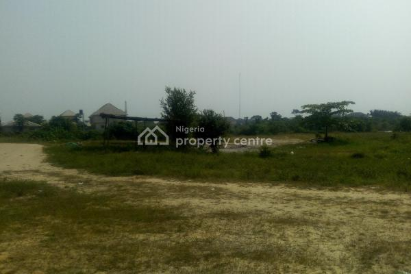 Plot of Dry Lands, Ministry Counters Estate, Eleko, Ibeju Lekki, Lagos, Commercial Land for Sale
