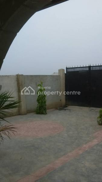 a Gigantic 4 Bedroom Bedroom Newly Built Bungalow, Ogiju Area, Odogunyan, Ikorodu, Lagos, Detached Bungalow for Sale