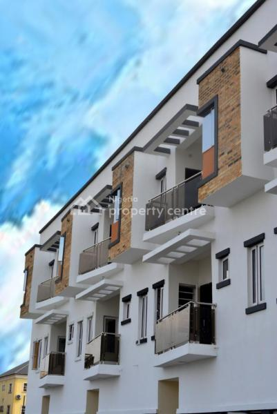 Newly Built and Tastefully Finished 4 Bedroom Terraced Duplex with Bq, Thomas Estate, Ajah, Lagos, Terraced Duplex for Sale