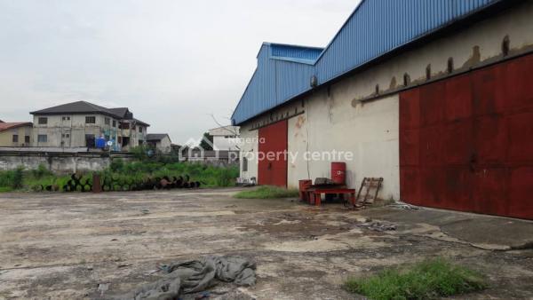 Factory/warehouse on 17,600 Square Meters, Oregun, Ikeja, Lagos, Factory for Sale