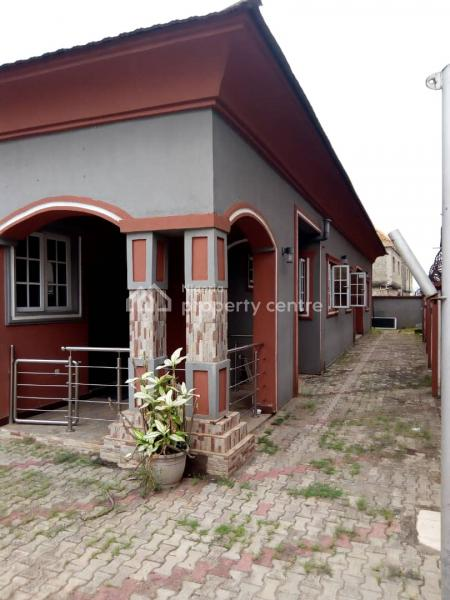 Lovely 5 Bedroom Bungalow Plus 2 Rooms Bq, Off Irawo, Mile 12, Kosofe, Lagos, Detached Bungalow for Sale