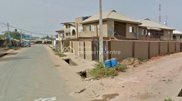 Corner Piece Building, Could Be Used for Accommodation, Hotel, School, Hospital, Osanyintola Street,  Ojokoro, Ijaiye, Lagos, Block of Flats for Sale