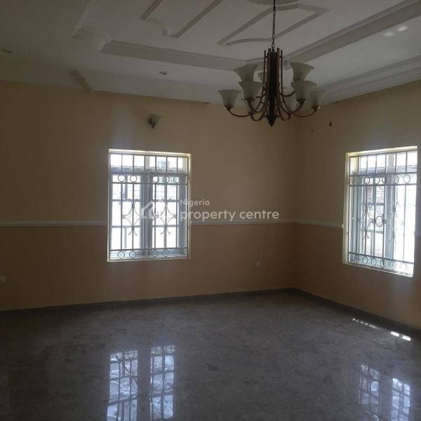 Brand New Executive Home with Spacious Compound, Off Godab Estate, Life Camp, Gwarinpa, Abuja, Detached Duplex for Rent