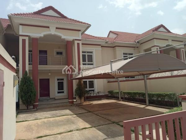 a Superbly Finished Duplex, Neatly Setup for The Discerning Clientele, Within an Exquisite Estate Location, Godab Estate, Just Before Brains and Hammers, Life Camp, Gwarinpa, Abuja, Terraced Duplex for Rent