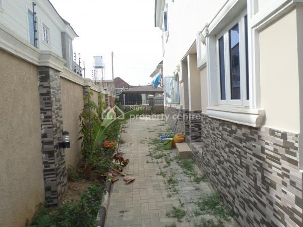 4 Bedroom with Bush Bar, Life Camp, Gwarinpa, Abuja, Detached Duplex for Rent