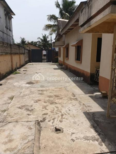 5 Bedroom Fully Detached Bungalow + Bq for Commercial Or Residential Purpose, Off Hebert Macaulay Way, Alagomeji, Yaba, Lagos, Detached Bungalow for Rent