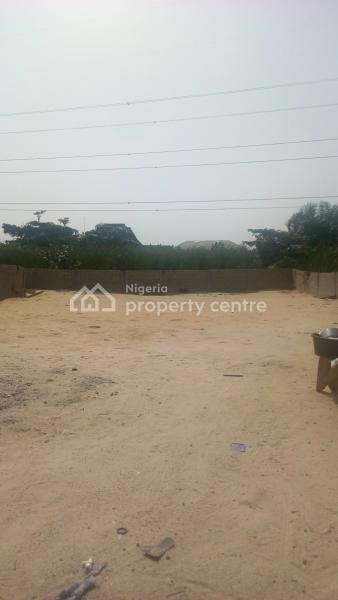 Fenced Plots of Land, Destiny Home, Thomas Estate, Ajah, Lagos, Residential Land for Sale