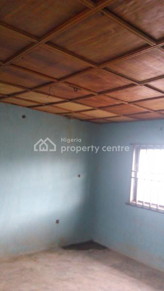 4 Bedroom Set Back Duplex with Federal C of O, Aboru, By Iyano Ipaja Bus Stop, Abule Egba, Agege, Lagos, Detached Duplex for Sale
