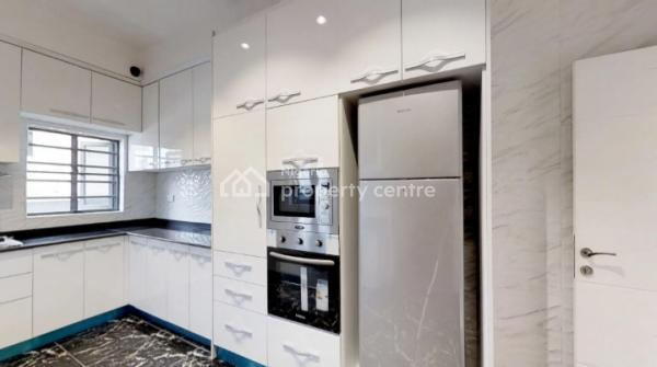Luxury 5 Bedroom Detached Duplex + Bq, Off Kushenla Road, Ikate Elegushi, Lekki, Lagos, Detached Duplex for Sale