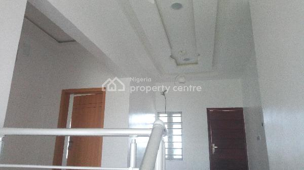 New 5 Bedroom Fully Detached Duplex Tastefully Finished with Bq, Chevy View Estate, Lekki, Lagos, Detached Duplex for Sale