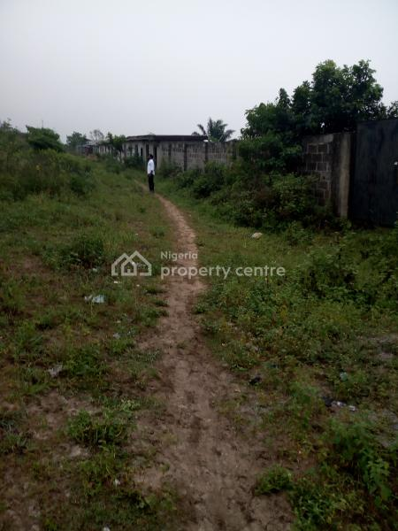 Gazetted 6 Plots of Land, Around Eleganza Factory, After Eleko Junction,  Facing Lekki Epe Express Way, Ibeju Lekki, Lagos, Commercial Land for Sale