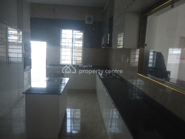 Brand New 5 Bedroom Fully Detached Duplex with Excellent Facilities, Chevron Alternative Drive, Chevy View Estate, Lekki, Lagos, Detached Duplex for Sale