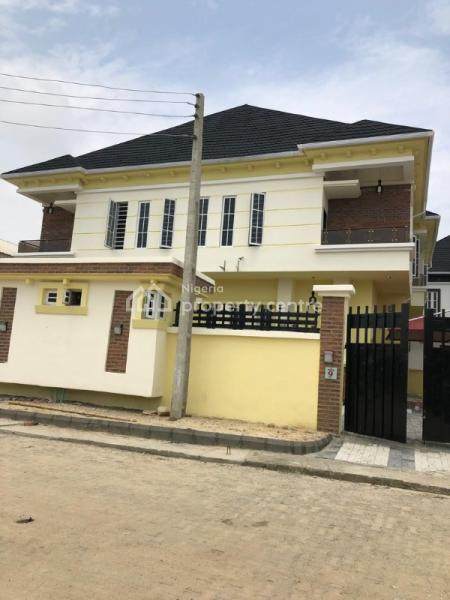 4 Bedroom Duplex with a Bq at Igboefun, Lekki for N48m, Spg Road, Igbo Efon, Lekki, Lagos, Semi-detached Duplex for Sale