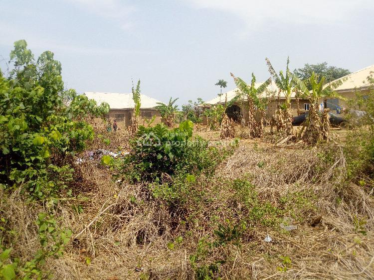Genuine 2 Plots of Land, Beside Bcos Quarters, Near Olorunda Market Off Olorunda Abaa Road, Akobo, Ibadan, Oyo, Residential Land for Sale