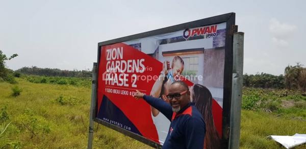 Zion Gardens Phase 2 Estate (excision), Coaster Road, Eleko, Ibeju Lekki, Lagos, Mixed-use Land for Sale