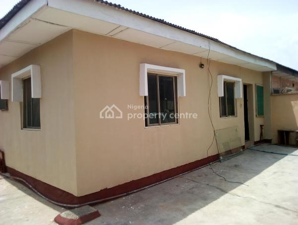 Well Maintained and Newly Renovated 2 Bedroom Fully Detached Bungalow with All Rooms Ensuite, Ibeshe, Ikorodu, Lagos, Detached Bungalow for Rent